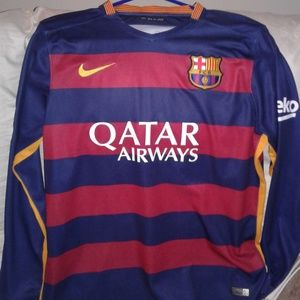 huge discount 4b8bc 62434 Authentic Lionel Messi Jersey